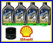 Kit Tagliando HONDA CBR 1000 RR '04>'07 + Filtro Olio SHELL Ultra 4 15W/50 05 06