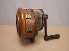 Antique Sterling Fire Alarm Co. Fire Engine Siren  Good Working Condition c.1920