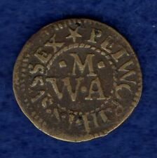More details for sussex, petworth 17th century farthing token, scarce (ref. c7990)