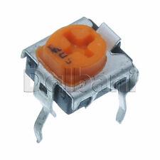 10pcs @$0.8 Variable Resistor Trimpot POT Adjustable 1 Turn Horizontal 5K