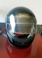 SHOEI Size XL RF-200 M90 DOT Motorcycle Helmet Black - Full Face
