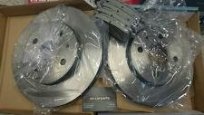 2 X Bremsscheibe + Satz Bremsklötze vorne Daihatsu Materia + Sirion 2005-