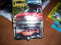JEEP GRAND CHEROKEE - MATCHBOX - 1/55