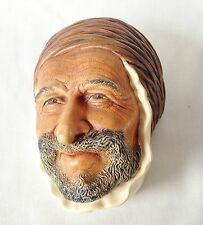 Bossons Head - Persian Man Wall Plaque