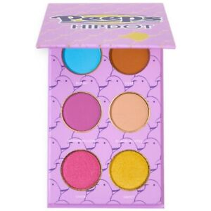 PEEPS x HipDot Eyeshadow Palette Easter Basket Stuffer Limited SOLD OUT Bright