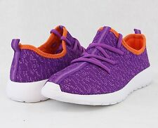 Women Lightweight Sneaker Sports Lace Up Trainers Shoes Comforts Casual Design