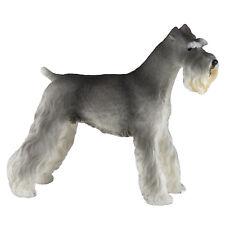 "Giant Schnauzer Dog Figurine Statue 3.25"" High Polystone New In Box!"
