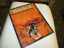 Eo. waldeck.t2. the idol eyed empty. ed. glenat. gioux/delisse