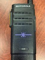 New Motorola SL300 UHF 403-470mhz 99CH digital radio - Slim Line - Full Warranty