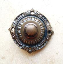 Geschenknet Antik Messing Tür Klingel 1 Jugendstil Türklingel Klingelschild K44A