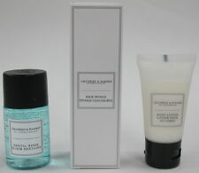 NEW Wholesale Hotel Supply 3,085 Gilchrist & Soames Body Lotion Mouthwash Rinse