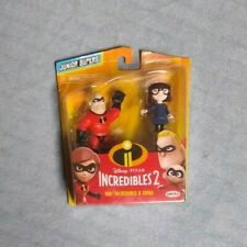 Incredibles 2 Action Figures MR. INCREDIBLE & EDNA