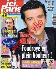 Ici Paris 3274 -31 /04/2008 Thierry Gilardi Pernault Jenifer