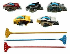 LEGO Legends of CHIMA SPEEDORZ x5 inertia motor non elec flywheel pullback cycle
