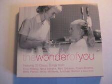 Wonder of You CD ft J Denver,Tony Bennett,Andy Williams,Roy Orbison,Dolly Parton