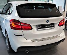 BMW 2er Active Tourer M Paket F45  EDELSTAHL LADEKANTENSCHUTZ mit Abkantung