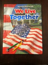 We Live Together (Mcgraw-Hill Social Studies) by MGH