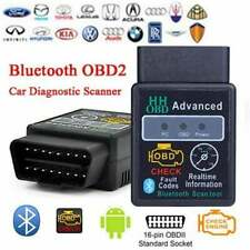 Mini ELM327 V2.1 Bluetooth HH OBD Advanced OBDII OBD2 Auto Car Diagnostic Scanne