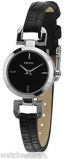 Women's DKNY Python Leather Strap Watch NY8878