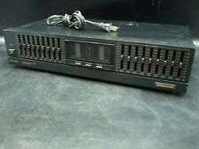 Sherwood Model EQ-1330 STEREO Pure Vintage Graphic Equalizer (T2)