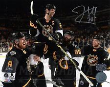John Scott Signed Autographed 2016 NHL All-Star Game MVP Carry Celebration 8x10