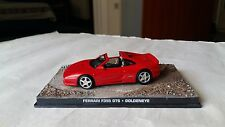 1/43 FERRARI F355 GTS JAMES BOND MOVIES DEAGOSTINI ALTAYA IXO IST