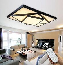 LED Deckenlampe Deckenleuchte Dimmbar Wandleuchte Küchenlampe Fernbedienung A++