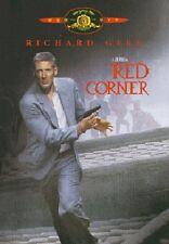 Brand New DVD Red Corner Richard Gere Bai Ling Byron Mann Peter Donat Bradley