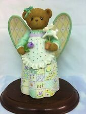 Cherished Teddies Bella Angels of the Season 2010 LE  NIB