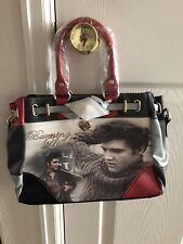 New Elvis Presley Bradford Exchange Leather Purse