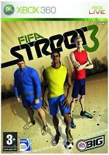 FIFA Street 3 Xbox 360 Microsoft Xbox 360 PAL Brand New