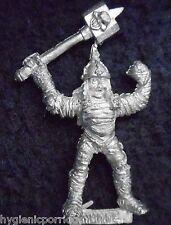 1992 Undead Mummy 4 Citadel Warhammer Vampire Counts Tomb Kings Mummies Khemri