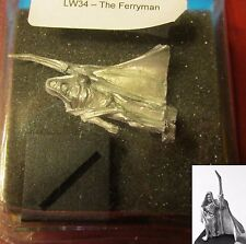 Lucifer's War LW34 The Ferryman (1) 28mm Miniature Charon Devil Demon Warrior