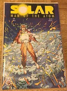 Valiant - Solar Man of Atom 1991-  Book #1  - Bagged & Boarded