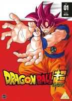 Nuovo Dragon Ball Super Stagione 1 - Parte 1 Episodi 1-13 DVD