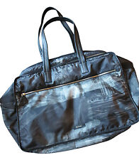 "Paul Smith HOLDALL / WEEKEND Bag - X Ray Design Leather Bag - ""DELMAR"" RRP £395"