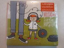 MUSIC FOR LITTLE HIPSTERS 16 TRK CD DIGIPAK NEW SEALED DEVO BEACH BOYS LISA LOEB