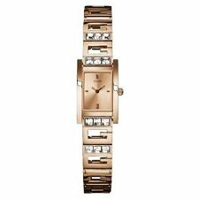 GUESS Stainless Steel Case Adult Analogue Wristwatches
