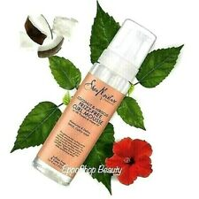 SHEA MOISTURE COCONUT & HIBISCUS FRIZZ FREE CURL SHINE STYLING MOUSSE 7.5oz