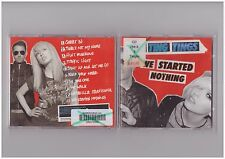 THE TING TINGS - We started nothing CD
