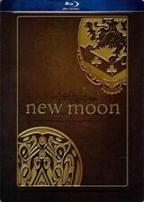 The Twilight Saga : New Moon - Steelbook ( Blu Ray,2010 )