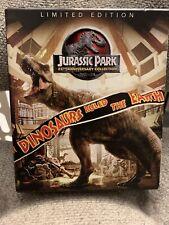 Jurassic Park 25th Anniversary Collection ( 4K UHD Blu-ray, Blu-ray)