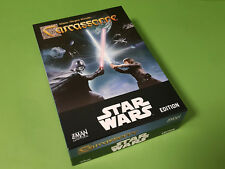 Carcassonne Star Wars Edition Board Game *100% Complete Excellent Condition*