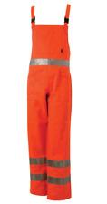 Chest Suit High Visibility' Aid Road Dustmen Orange Blue Tech