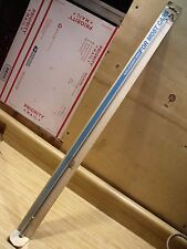 "NOS AM/FM 1-SECTION 31"" STAINLESS STEEL UNIVERSAL REPLACEMENT ANTENNA MAST"