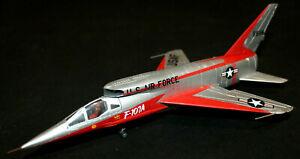 Built:  1/72 North American F-107
