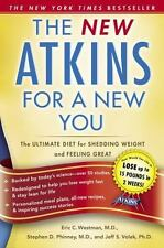 The New Atkins for a New You The Ultimate Diet for Shedding Weight Eric Westman