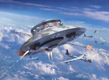 Revell Flying Saucer Haunebu II in 1:72 Revell 03903
