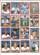 1982 O-Pee-Chee Baseball Sticker Rollie Fingers #198 Milwaukee Brewers *MINT*