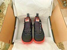 "Nike Lebron XVI ""Hot Lava"" Basketball sneaker Size 10 NIB (CI1521-001)"